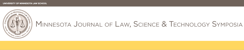 Minnesota Journal of Law, Science & Technology Symposia